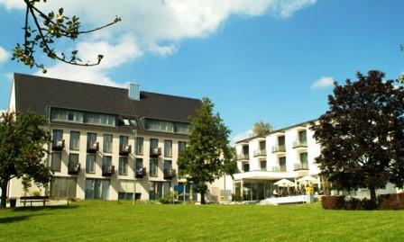Konventgebäude Kloster Hegne